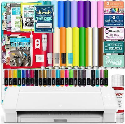 Vinyl Cutter Machine W Software Cutting Tool Sketch Pens Sticker Paper Books