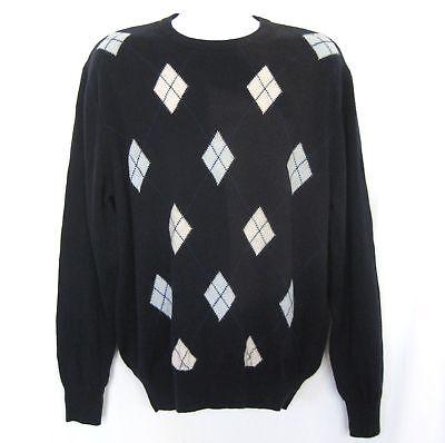 Mens Pringle L Sweater Cozy Lambswool 45