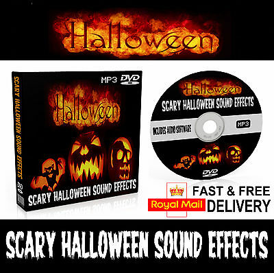 nd Effects Music DVD MP3  (Halloween Sound Effects Mp3)