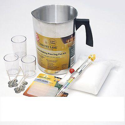 Country Lane - Candle Making - Pouring Pot Kit