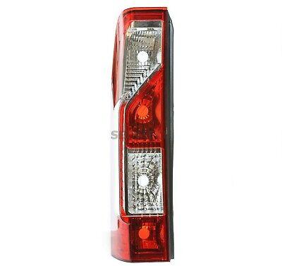 RENAULT MASTER VAUXHALL MOVANO REAR TAIL LIGHT LAMP LEFT PASSENGER N//S