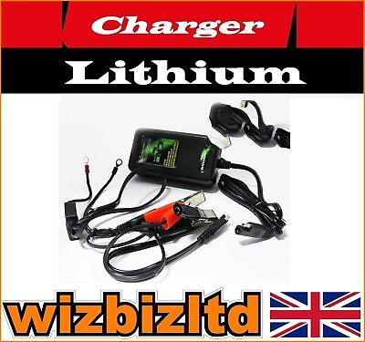 Intelligent Battery Charger (Deep Charge Recovery for Lithium Batteries) LIPOBCH