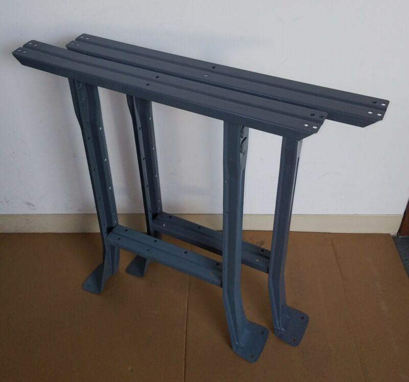 """Workbench Legs, 32""""High x 30""""Deep, Set of 2"""
