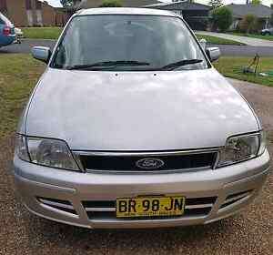 2001 Ford Laser Sedan Muswellbrook Muswellbrook Area Preview