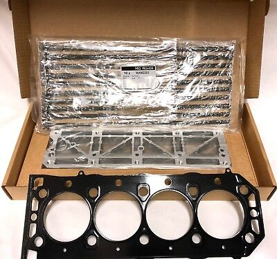 160 MGF MG TF INLET MANIFOLD GASKET GENUINE MG ROVER PRODUCT  135 143 bhp