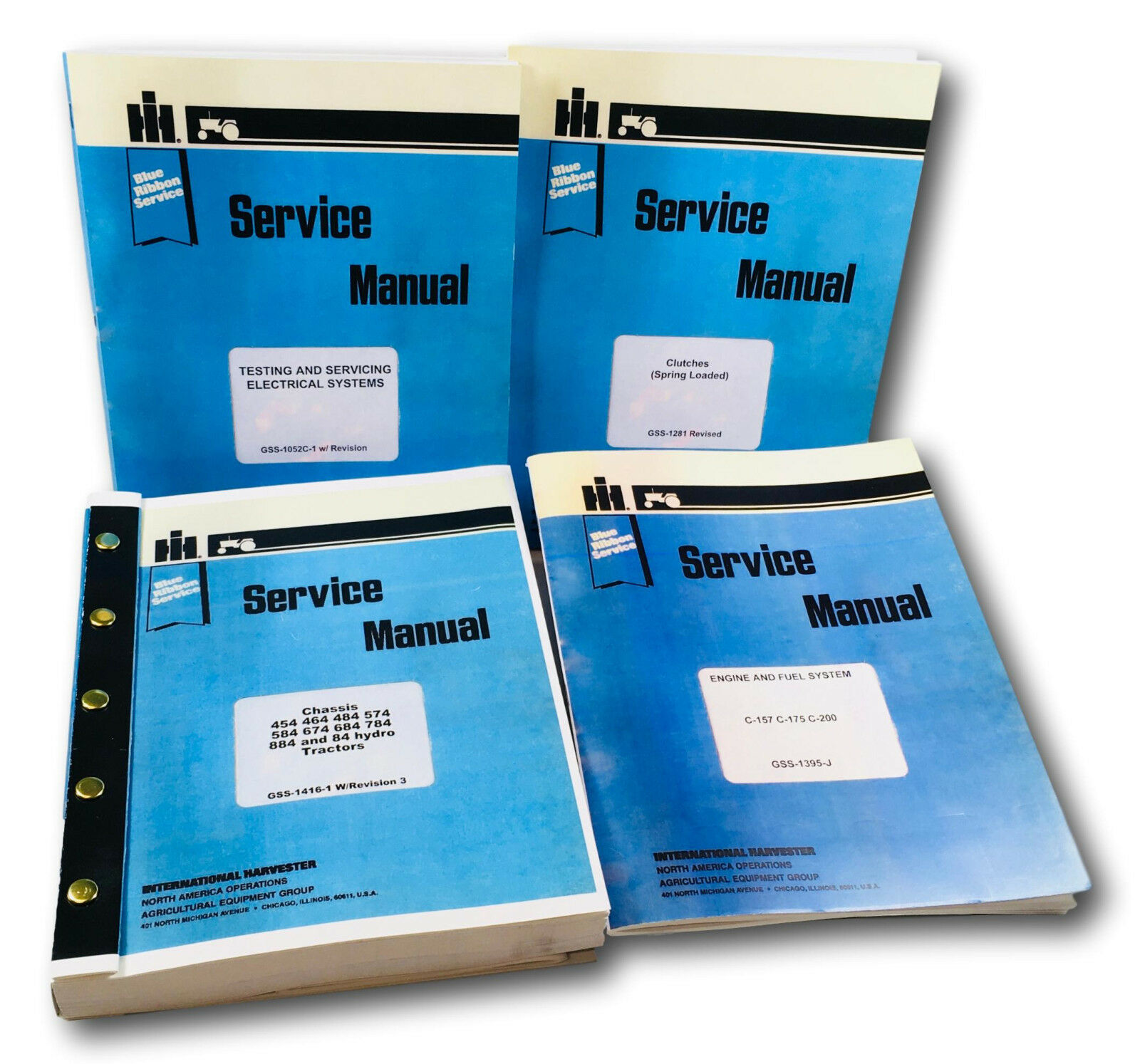 Most complete and up-to-date original equipment manufacturers manuals  available. Includes all revisions if available.