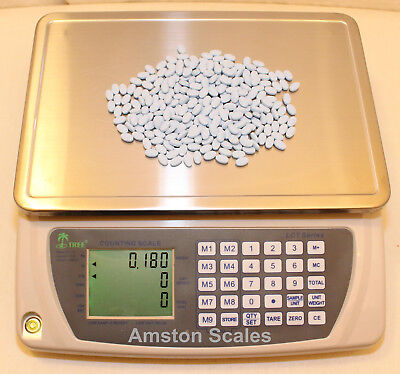 35 Off Open Boxused Counting Parts Coin Scale 6.6 X .0002 Lb 3 Kg Refurbished