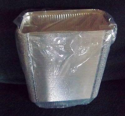 Aluschalen, R1L, 845 ml, Typ 235845, 240846, 845 B, Webergrill, 100 Stück