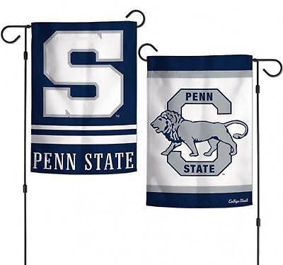 Penn State NCAA Garden Flag Licensed Double Sided 12.5