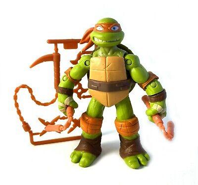 Jokester Mikey TMNT Ninja Turtles Action Figure 100% Complete 2017 Michelangelo