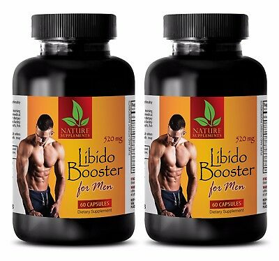 Muscle Growth Supplements   Libido Booster For Men 2B   Horny Goat Weed Chewable