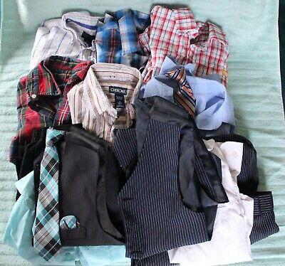 Boys Dress Suits (Lot of 15 Boys Size 6-7 dress shirt / suit / tie Ralph)