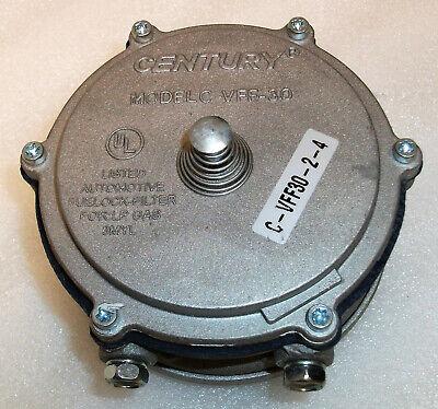 Century Fuel C-vff30-2-4 Propane Lp Vacuum Fuel Lock-off Valve For Forklift