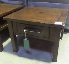 LAMP TABLE ONE DRAW 600 X 600 X 450HEIGHT Thebarton West Torrens Area Preview