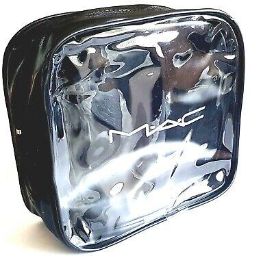 MAC MAKEUP BAG , MAC COSMETICS BAG , Cosmetic Make up Bag Toiletry Wash Travel