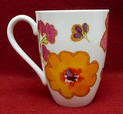 LENOX china FLORAL FUSION pattern Mug  4-3/4