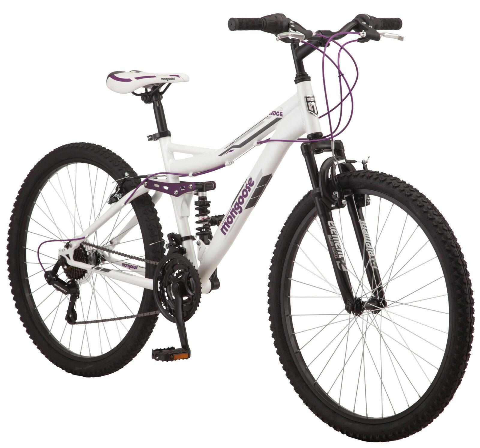 """Mongoose 26"""" Ledge 2.1 White Mountain Bike 21 speeds"""