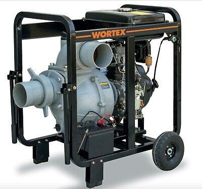 Power Pump Diesel WORTEX Hw 150 And With Engine Hailin 14 HP Irrigation 2800 L/