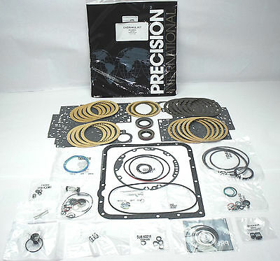 Rebuilding Pack - GM 4L60E Banner Rebuild Kit w/ Raybestos High-Energy Clutch Pack (1993-2003)