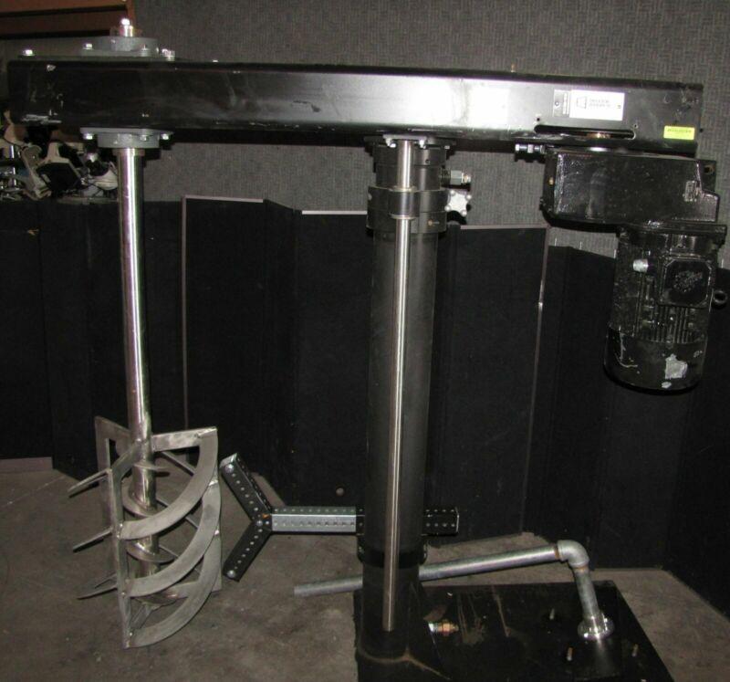 ^^ MIXER DIRECT MP4100VDO-001 10 HP HEAVY DUTY MIXER  (#2340)