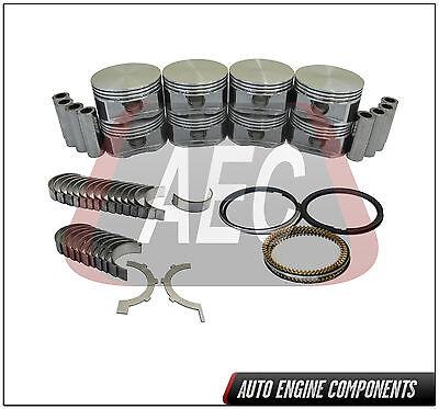 99-07 Fits Chrysler 4.7L Aspen Dakota Pistons, Rings & Bearings Kits #MPR003