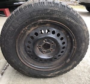 195/65R15 Good Year Winter Nordic's