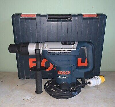 Bosch GBH5-38D 110v SDS Combi Hammer Drill / Breaker 110 Volt