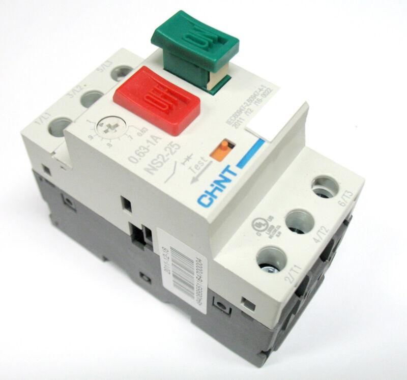 Manual Motor Starter Disconnect Switch 17 - 23 Amp 120 230 460 Volt 1 - 3 phase