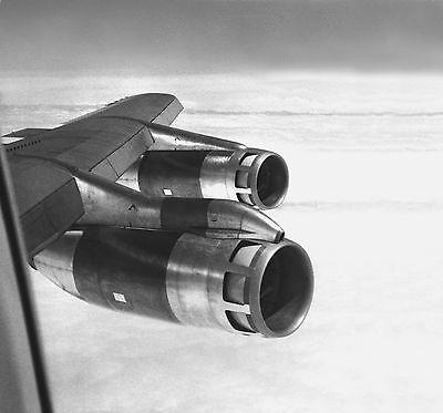 "American Airlines Boeing 707 ((8""x10"")) Print"