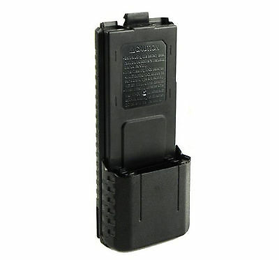 EXTENDED BATTERY CASE 6 x AA for Baofeng UV-5R / RB / RE. TYT TH-F8 / UVF9 / F8D