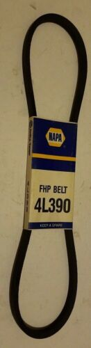 "A37 1/2"" x 39"" Rubber V belt Napa Gates Pirelli No 4L390.  Buy 1 get 1 30% off!"
