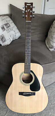 Yamaha F310 Full Size Acoustic Guitar - Natural Used Once