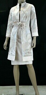 Abito da Cerimonia Donna Sonia Pena 1742 Evening Dress Elegant taglia 44e48...