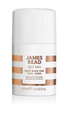 James Read Sleep Mask Tan Face Dark 50ml