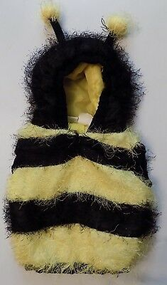 Toddler Small Child Bumble Bee Halloween Costume One Piece Size 12 To 24 Months - Bumble Bee Halloween Costume 12 Month