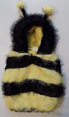 Toddler Small Child Bumble Bee Halloween Costume One Piece Size 12 To 24 Months](Toddler Halloween Costumes Bumble Bee)