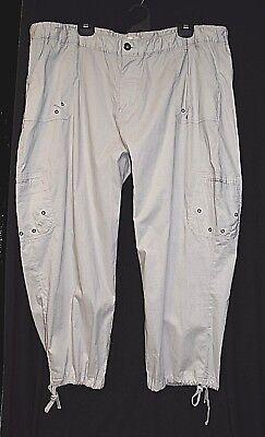 TS pants TAKING SHAPE VIRTU plus sz XL / 24 Kayla Pant stretch cotton cargo NWT!