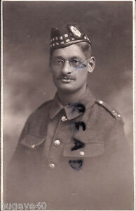 WW1 Soldier Royal Scots TF Territorial