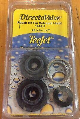 Teejet Electric Solenoid Valve 144a-1 Repair Kit
