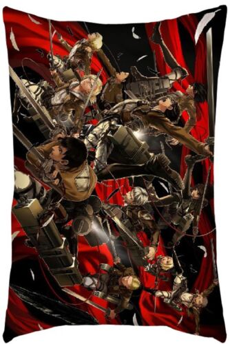 Anime Attack On Titan Pillow USA SELLER!!! FAST SHIPPING!