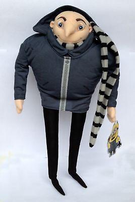 Despicable Me 2 Plush Felonious Gru Papa Soft Toy Stuffed Animal Doll Teddy 15