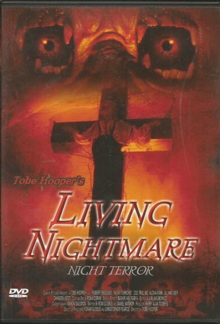 Living Nightmare von Tobe Hooper / DVD #4805