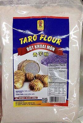Taro Flour - baking bread, buns, desserts natural vegan gluten free Fortuna 10.5