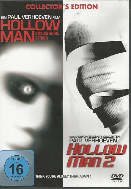 DVD - Hollow Man & Hollow Man 2 - Collector`s Edition / 2-DVD`s / #569