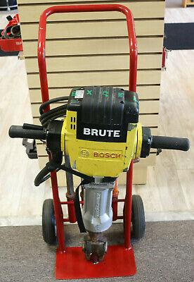 Bosch 3611c0a010 Brute Jackhammer W Cart Used Pickup Nj