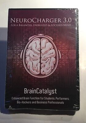 NeuroCharger 3.0: For A Balanced, Energized & Focused Mind - Mindfulness
