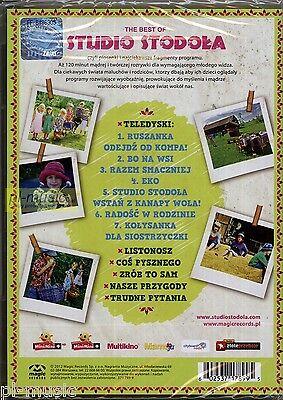 = DVD STUDIO STODOLA  [Mini Mini poleca]/ sealed from Poland / dla dzieci