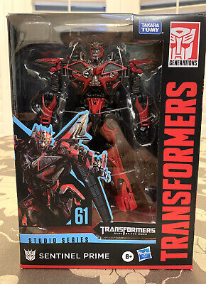 Transformers Studio Series Voyager Class Sentinel Prime Takara Tomy