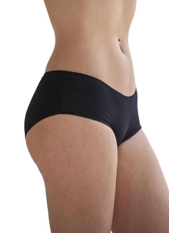 Creative Hanro Touch Feeling Midi Briefs, $28, Matches Fashion Baserange Bells Pants In Black, $35, Need Supply Co CharmLeaks Womens Panties Hipster 6Pack, $14$17, Amazon Cosabella Never Say Never Hipster Briefs, $34,