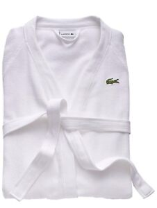 Brand new Lacoste Classic Pique Robe, 100% Cotton, One Size